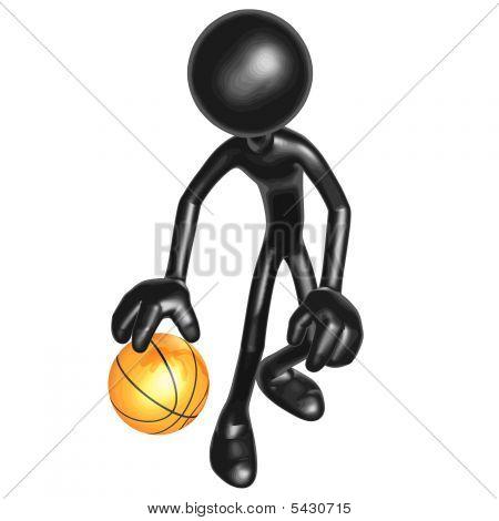 3D Vector Basketball