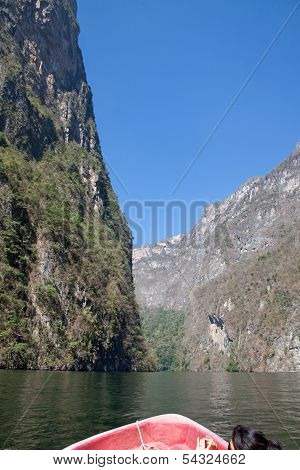 Canyon Del Sumidero, Mexico