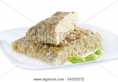 Yellow Tempeh.