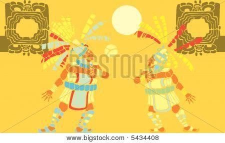 Mayan Ballgame #2