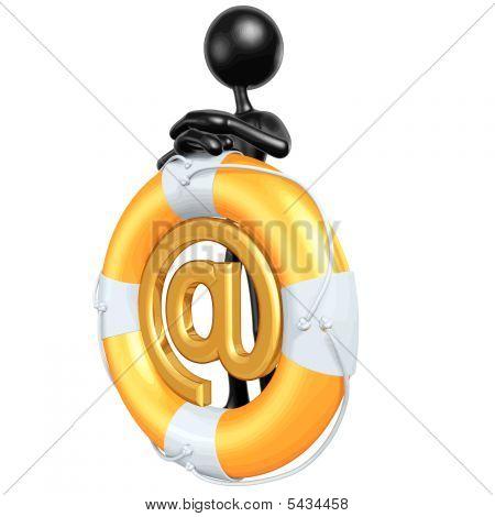 3D Lifebuoy Concept