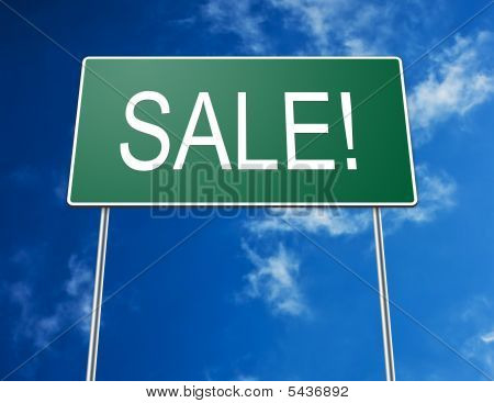 Road Sign Sale!