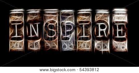 Inspire Motivation Concept
