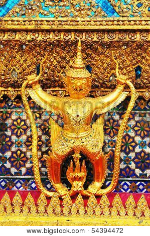 The Garuda At Grand Palace Wat Phra Kaew