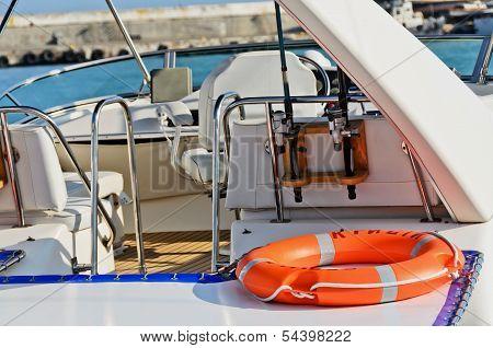 The Yacht Cabin