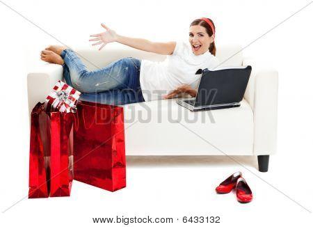 Shopping At Home
