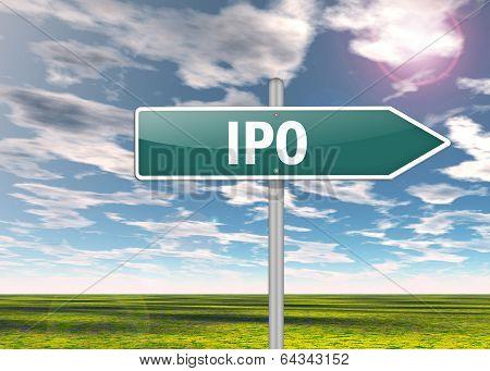 Signpost Ipo