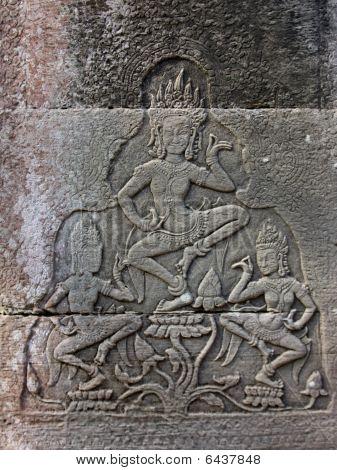 Goddes From Siem Riep