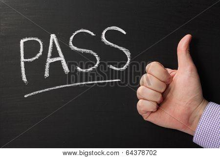 Pass Thumbs Up