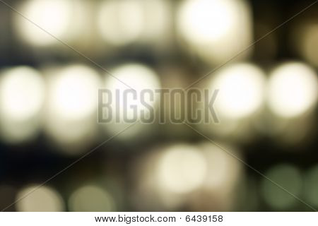 Blur Lights Background