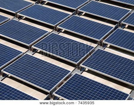 Photovoltaik Solar-panels