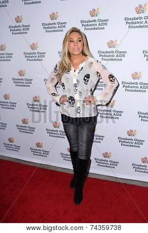 LOS ANGELES - OCT 19:  Adrienne Maloof at the 25th Annual