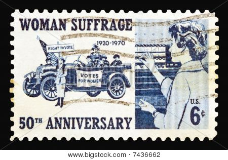 Suffrage 1970