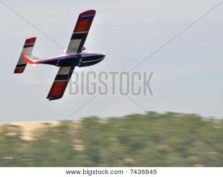Fast RC Plane