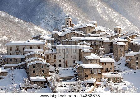 SCANNO - Abruzzo, Italy