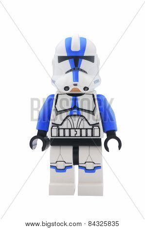 501St Legion Clone Trooper Lego Minifigure