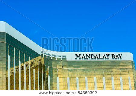 Las Vegas, Nv -  June 11, 2013:  The Mandalay Bay Resort And Casino In Las Vegas On June 11, 2013. M