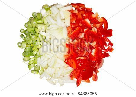 Paprika And Onions
