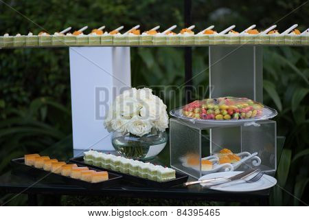 Wedding Sweets Bar
