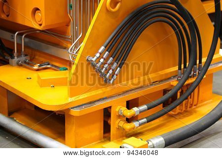 Elements Of Pipe Connections