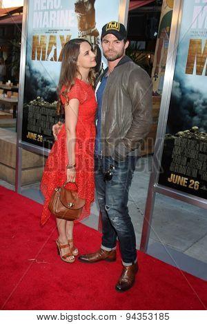 LOS ANGELES - JUN 23:  Rachael Leigh Cook, Daniel Gillies at the
