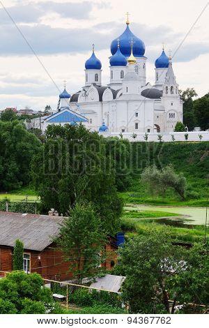 Holy Bogolyubovo  Monastery near Vladimir,  Russia
