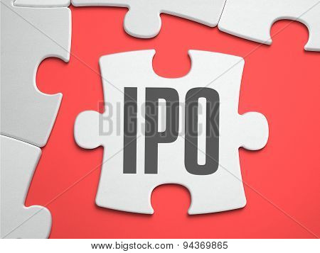 IPO - Puzzle on the Place of Missing Pieces.