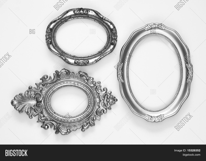 Imagen y foto Plateado Marcos (prueba gratis) | Bigstock