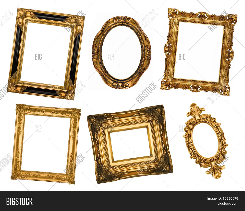 Imagen y foto Marcos De Oro, (prueba gratis)   Bigstock