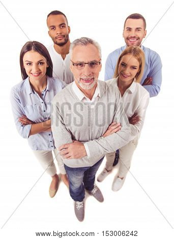 Beautiful Business Team