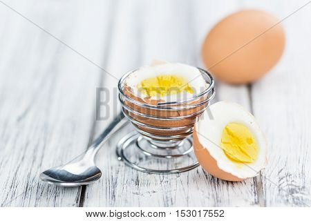 Boiled Eggs (selective Focus)