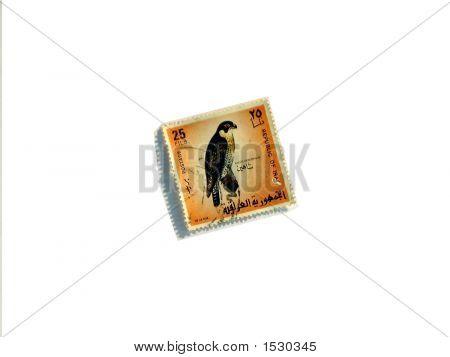 Iraqi Postal Stamp