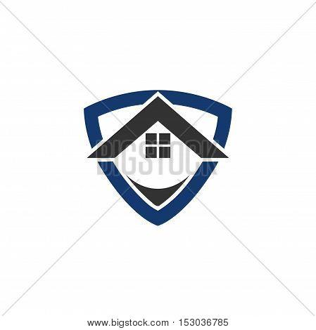 Modern home logo design, logo for home property