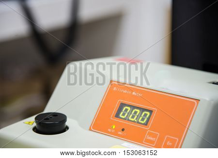micro bilirubin metor in lab equipment analyzer