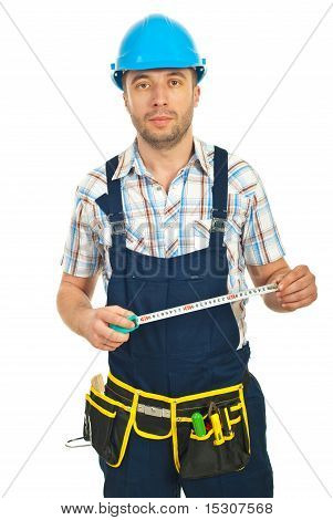 Mid Adult Repairman