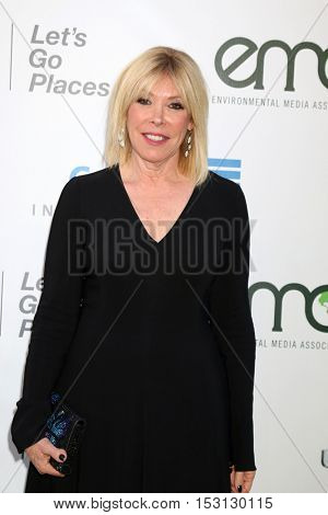 LOS ANGELES - OCT 22:  Debbie Levin at the 26th Annual Environmental Media Awards at Warner Brothers Studio on October 22, 2016 in Burbank, CA