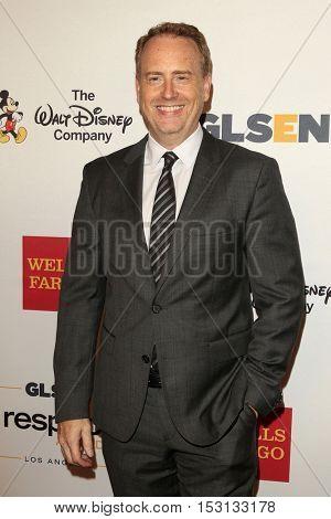 LOS ANGELES - OCT 21:  Robert Greenblatt at the 2016 GLSEN Respect Awards at Beverly Wilshire Hotel on October 21, 2016 in Beverly Hills, CA
