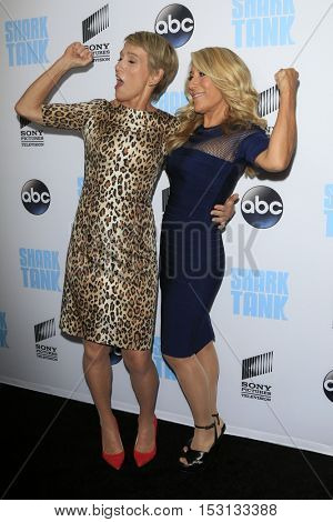LOS ANGELES - SEP 23:  Barbara Corcoran, Lori Greiner at the