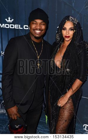 LOS ANGELES - OCT 22:  Ne-Yo, Guest at the 2016 Maxim Halloween Party at Shrine Auditorium on October 22, 2016 in Los Angeles, CA