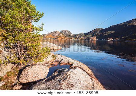 Norwegian Landscape, Sor-trondelag