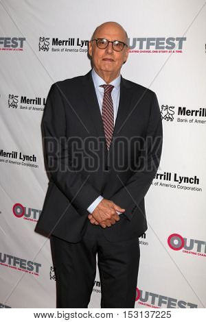 LOS ANGELES - OCT 23:  Jeffrey Tambor at the 2016 Outfest Legacy Awards at Vibiana on October 23, 2016 in Los Angeles, CA