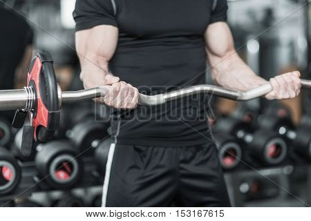 Barbell Weights Workout