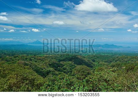 Nicaragua Nature Landscape