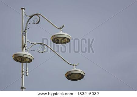 Retro Street Lampost