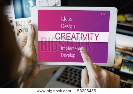 Creativity Research Plan Analyze Concept