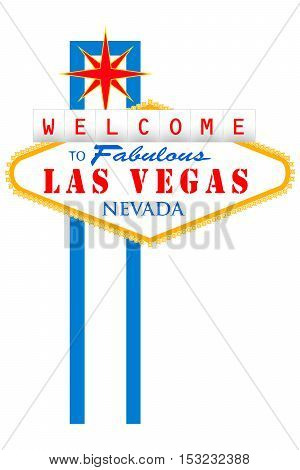 Las Vegas Nevada vegas sign welcome casino