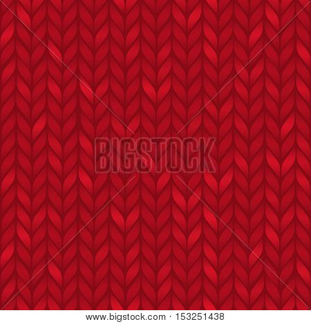 Seamless pattern with knitting texture.