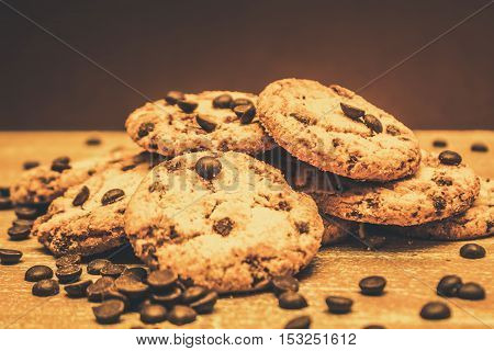 Delicious Sweet Baked Biscuits