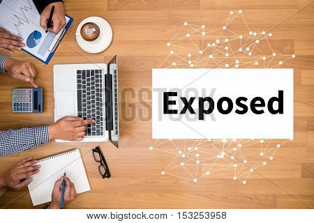 Exposed Disclosed Declarative disclosed exponential expose indicative
