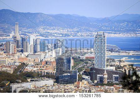 Barcelona Financial And University Center, Spain